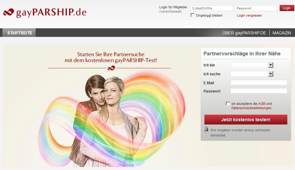 gayPARSHIP Online