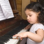 Little pianist
