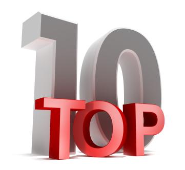 Top 10 Spielzeug 2011